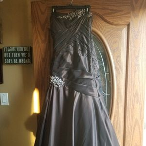 Evening Gown / Mother of Bride Dress